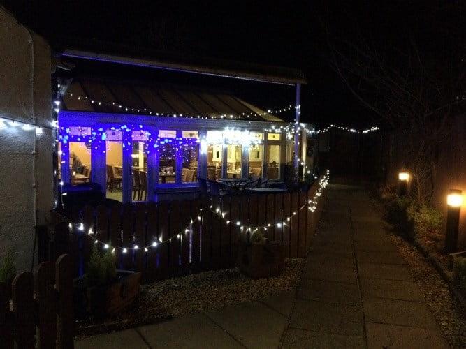 Christmas – Conservartory 1