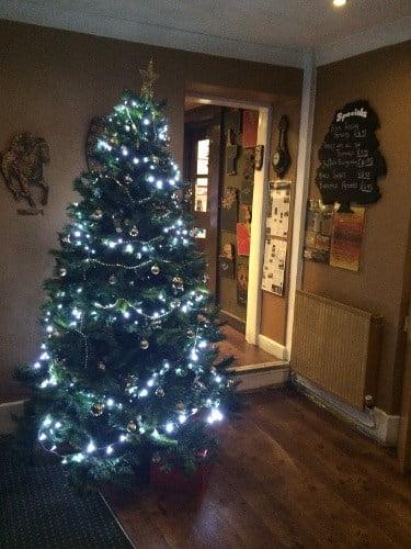Christmas – Conservatory
