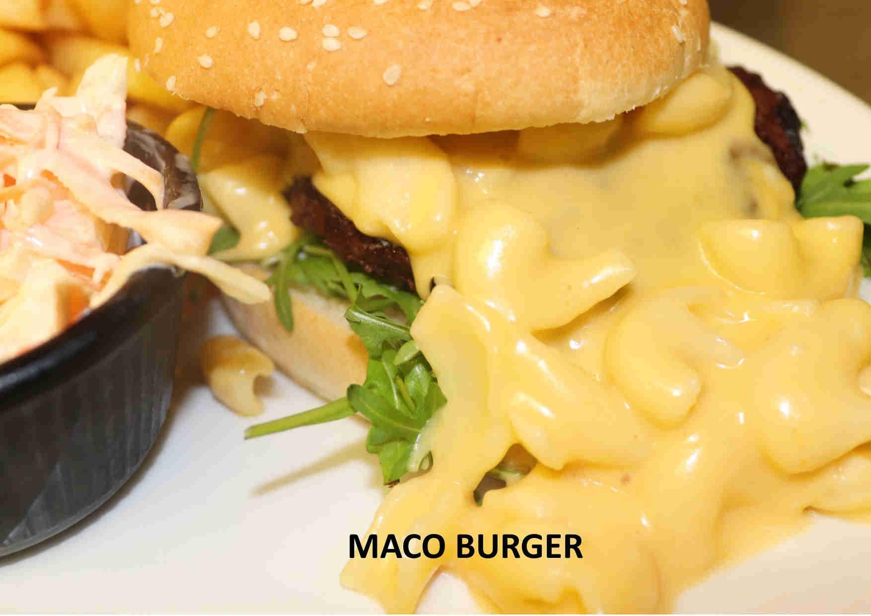 MACO BURGER